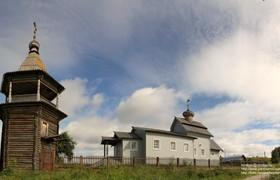 Церковь Николая Чудотворца в с. Ковда