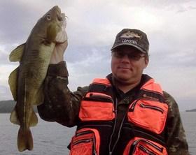 Морская рыбалка на Белом море