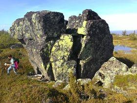 Пеший маршрут на гору Волосяная