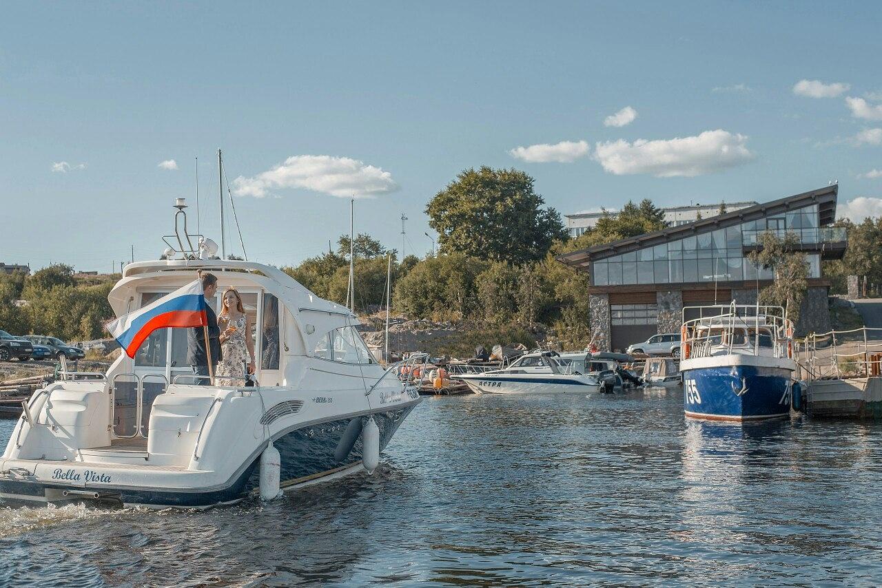 Кандалакшский яхт-клуб
